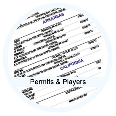 Permits and Players